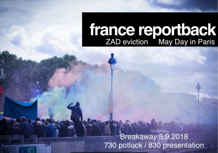 France reportback